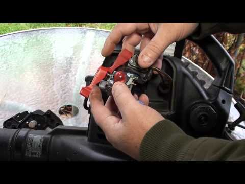 replacing the carburetor on a craftsman model 358 leaf  wire harness pinout vir 5000 tips