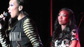 Brandy Monica 39 S Tribute To Whitney Houston A V103 Soul Session