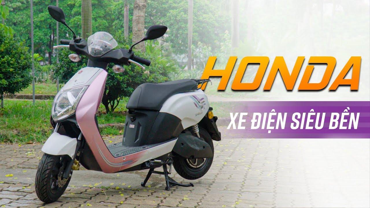 Khi Honda làm XE MÁY ĐIỆN: tốt gỗ hơn tốt nước sơn – VSUN V2