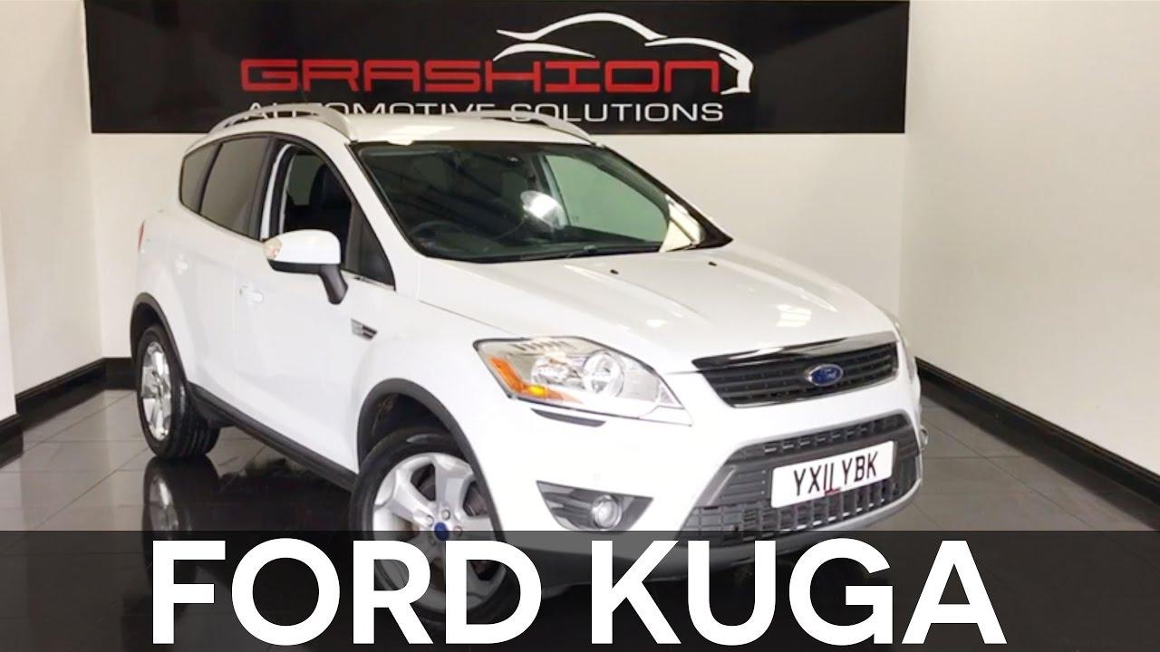 Ford Kuga | Half Leather, Cruise Control & Push To Start ...