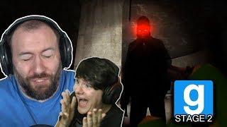 WE BROKE IT... AGAIN!   GMod Horror Maps: Stage 2