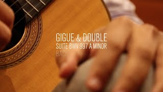 Marcelo Kayath - Gigue & Double - Suite BWV 997 A Minor - Bach