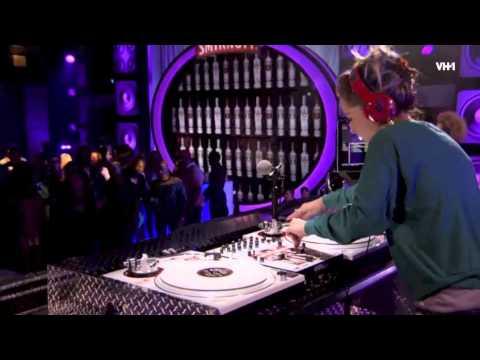 DJ Tina T On VH1's Master Of The Mix