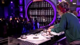 DJ Tina T on VH1 39 s Master Of The Mix Hip Hop Challenge