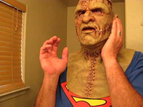 "CFX Boris Mask and glove ""Putting on/Taking off"" Review video."
