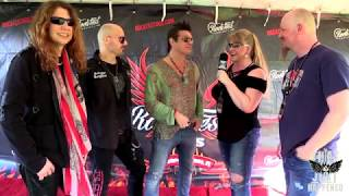 SteelHeart Interview at Rockfest