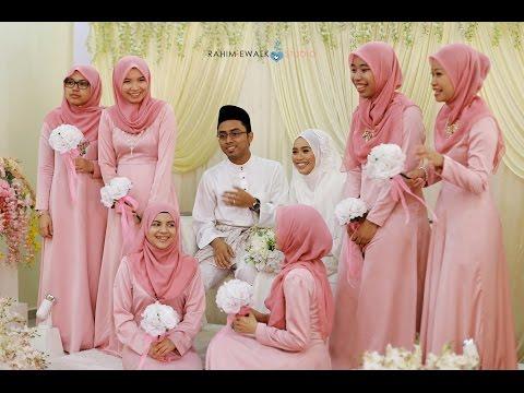 HIGHLIGHT Wedding Izali & Diyana | Taiping, Perak