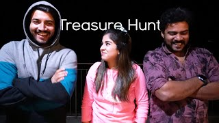 A small Treasure Hunt - Ft. Jeeva, Lijo - Aparna Thomas