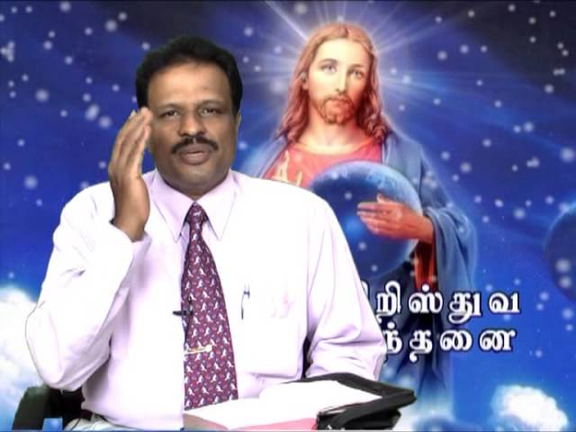 8.  Tamil christian message - Abrahams prayer brings healing