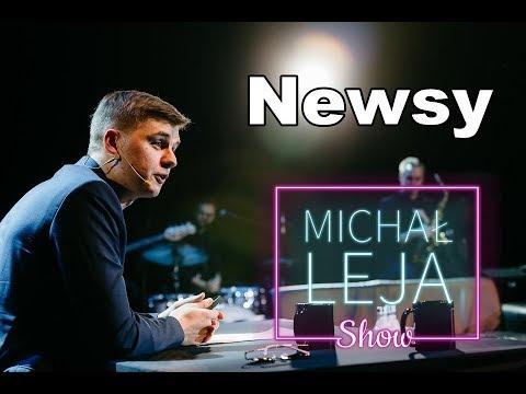 Przegląd newsów #1 | Michał Leja Show