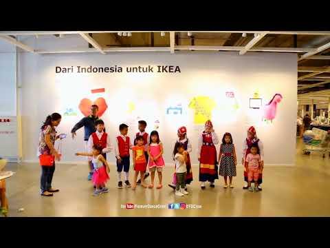 SWEDISH DANCE INDONESIA IKEA INDONESIA KIDS DANCE INDONESIA