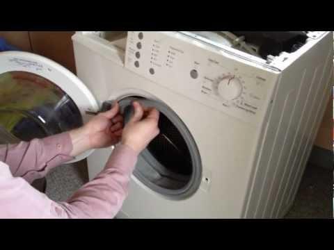 Washing machine dismantle and rebuild Bosch Classixx 1200 Express drum noise fix