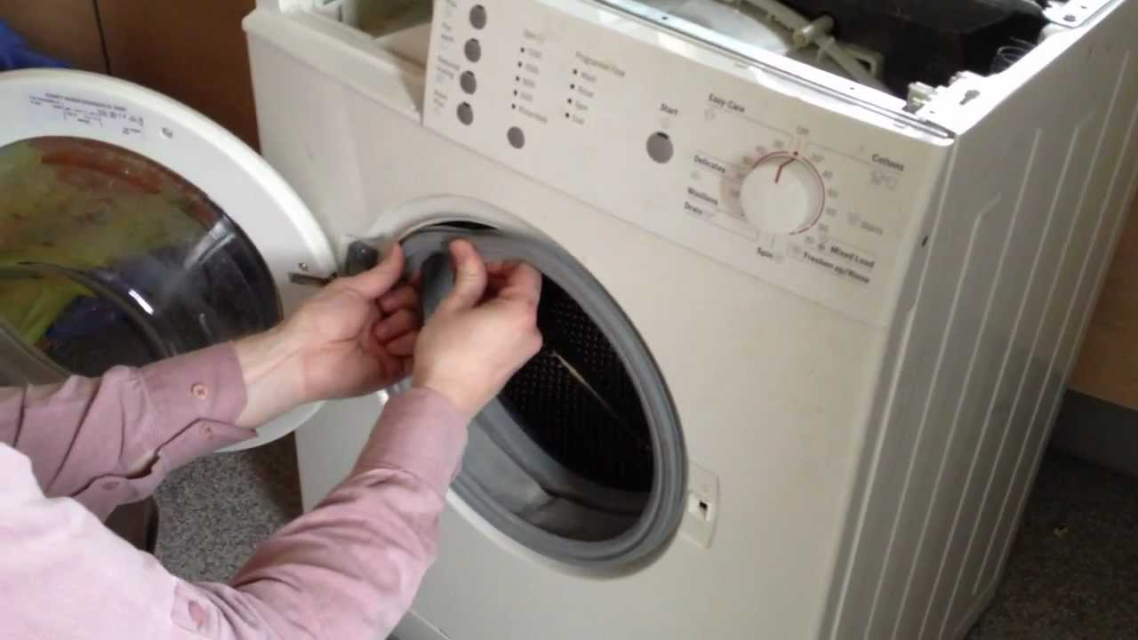 Bosch washing machine service