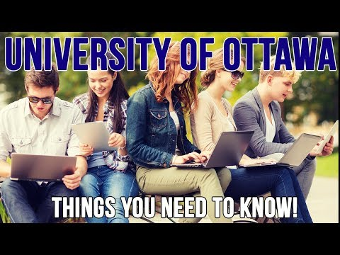 Should You School: University of Ottawa