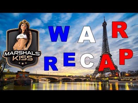 Marshals'Kiss vs tabriz 15 and Olimpo Magic (SC CWL January 2019)