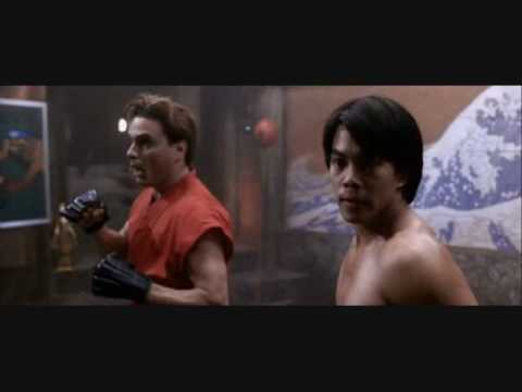 Street Fighter - Ryu and Ken vs Sagat and Vega