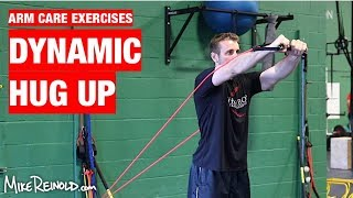 Dynamic Hug Up Exercise - Arm Care Shoulder Program