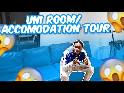 My Luxury Birmingham Uni Room/ Accommodation Tour