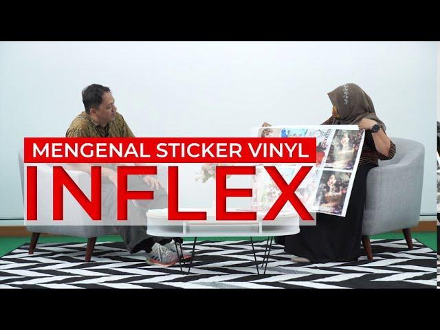 Mengenal Sticker Vinyl INFLEX, Kualitas Premium Harga Ekonomis