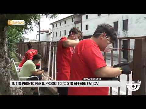 TG BASSANO (23/04/2019) - TUTTO PRONTO PER IL PROG...