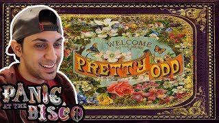 Panic! at the Disco - Pretty. Odd. | FULL ALBUM REACTION + ANALYSIS! thumbnail