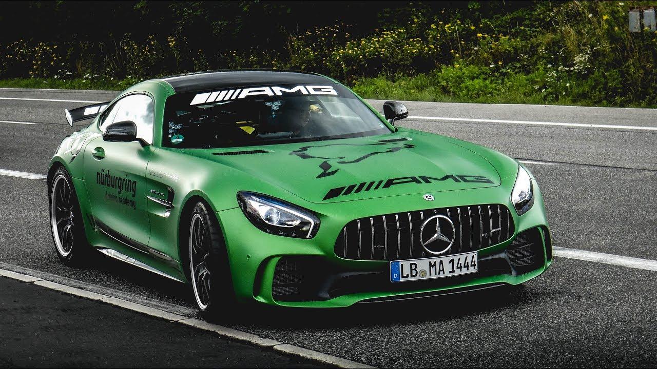 Supercars Nürburgring: Ferrari 488, Renntech AMG GTS, Nissan/AMG GTR, GT4 &  More! | Part 5