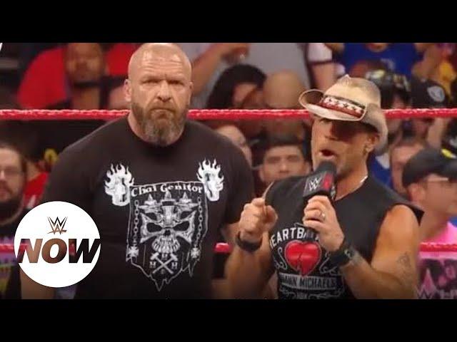 WWE Now Arabic: شون مايكلز يعود من الاعتزال في عرض كراون جول