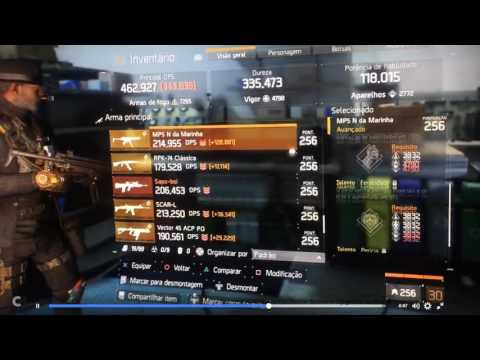 Division Glitch Unlocks All Talents on One Weapon | Game Rant