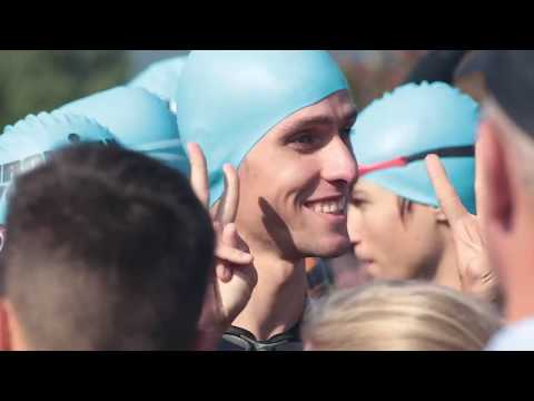 IRONMAN 70.3 Luxembourg - Région Moselle 2018 Race Movie