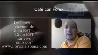 Forex con Café del 6 de Julio