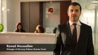 Serviced Offices at Servcorp Al Habtoor Business Tower