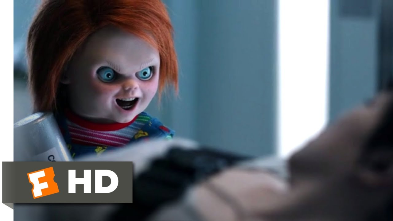 Download Cult of Chucky (2017) - Sometimes I Scare Myself Scene (3/10) | Movieclips