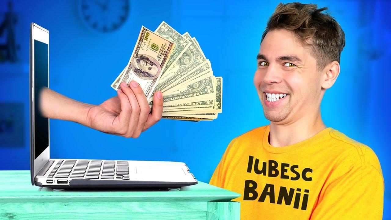 Cum să faci bani RAPID când ești adolescent (NICI GÂND) – Musical Lumea La La în care te regăsești