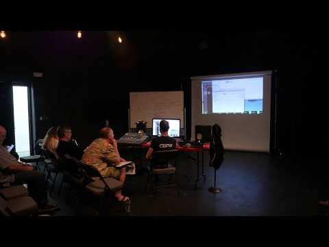 Audio Workshop with Colton Rybus