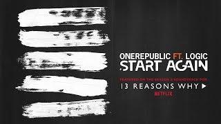 OneRepublic ft. Logic  Start Again Lyrics Español