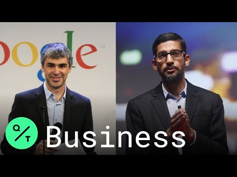 Larry Page steps down as CEO of Google parent Alphabet; Sundar ...