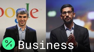 Alphabet CEO Larry Page to Step Down, Google CEO Sundar Pichai to Take Over