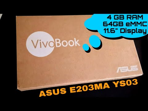 asus-vivobook-e203-ma---ys03-|-4gb-ram-|-unboxing