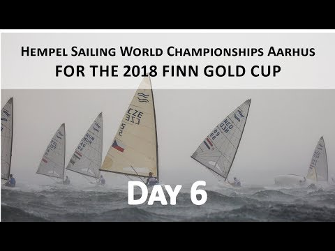 Highlights from Day 6 at the Finn Gold Cup in Aarhus