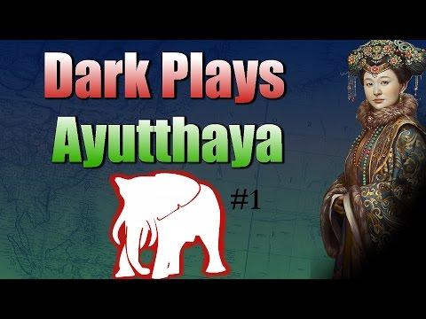 (EU4)(MoH) Ayuthayya- Episode 1: Thai Times