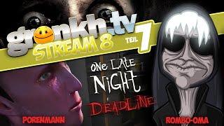OMI LATE NIGHT: DEADLINE ★ LIVE [S008E07]