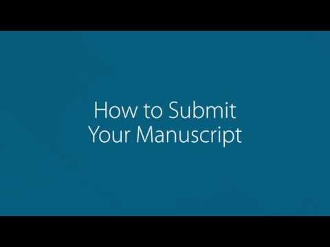 How To Submit Your Manuscript - SpringerOpen
