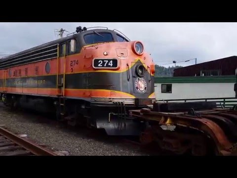 Great Northern Railway #274 - 65 Years Later