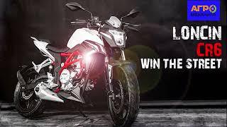 Мотоцикл LONCIN LX300-6 CR6 ~ Купить в Украине