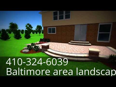 Patio Installation company and paver patio installers in Towson MD