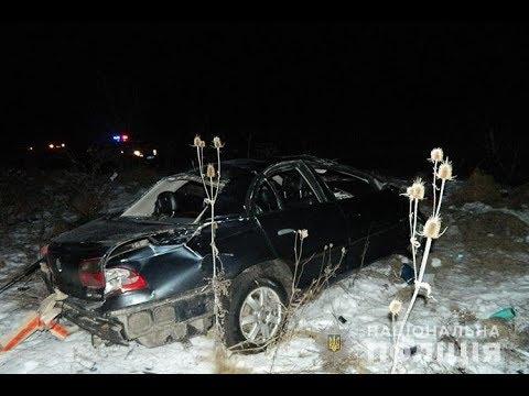 Телеканал ІНТБ: Поблизу Бережан перекинувся автомобіль