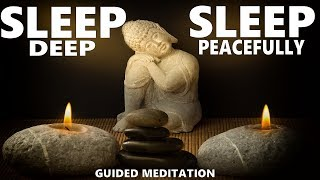 Guided meditation to help clear your mind in preparation to fall as...