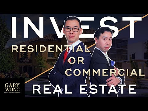 Should I Invest In Residential or Commercial Real Estate | Money Secrets Ep. 14