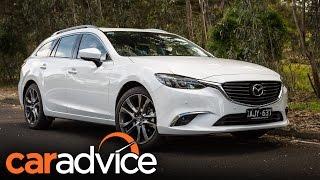 2016 Mazda 6 GT Wagon Review | CarAdvice