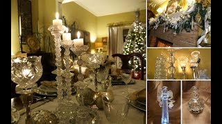 Crystal & Sparkle Christmas Home Tour